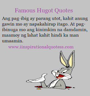 Famous Hugot Quotes