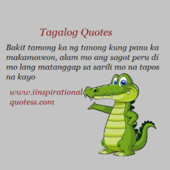 tagalog quotes and lines